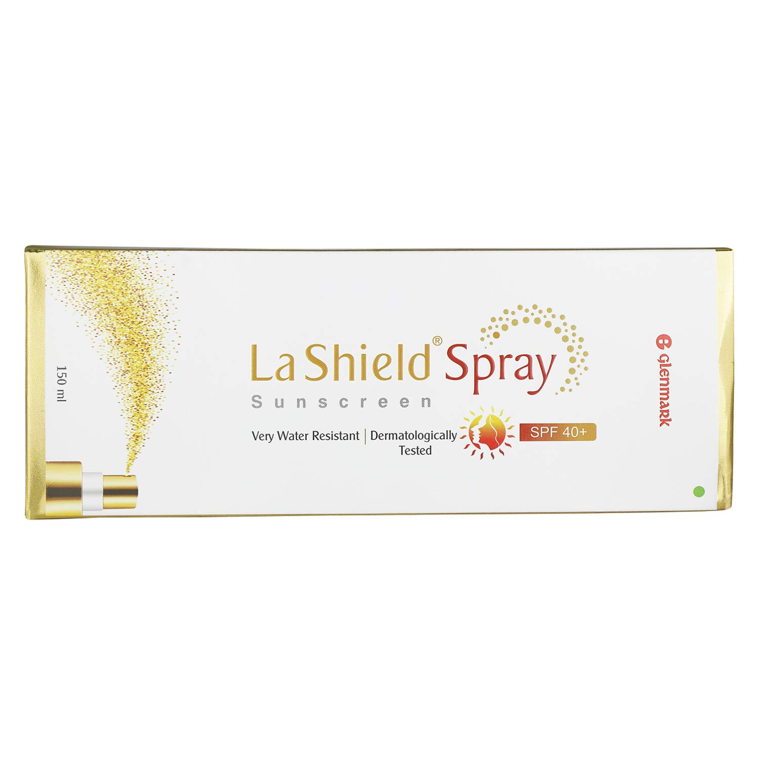 La Shield Spray Sunscreen SPF40  150ml