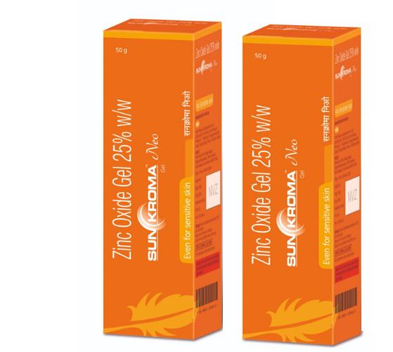 Sunkroma Neo Gel 50gm  Pack Of 2