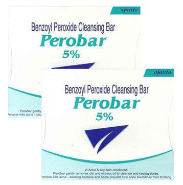 Perobar Cleansing Bar 75gm Pack Of 2