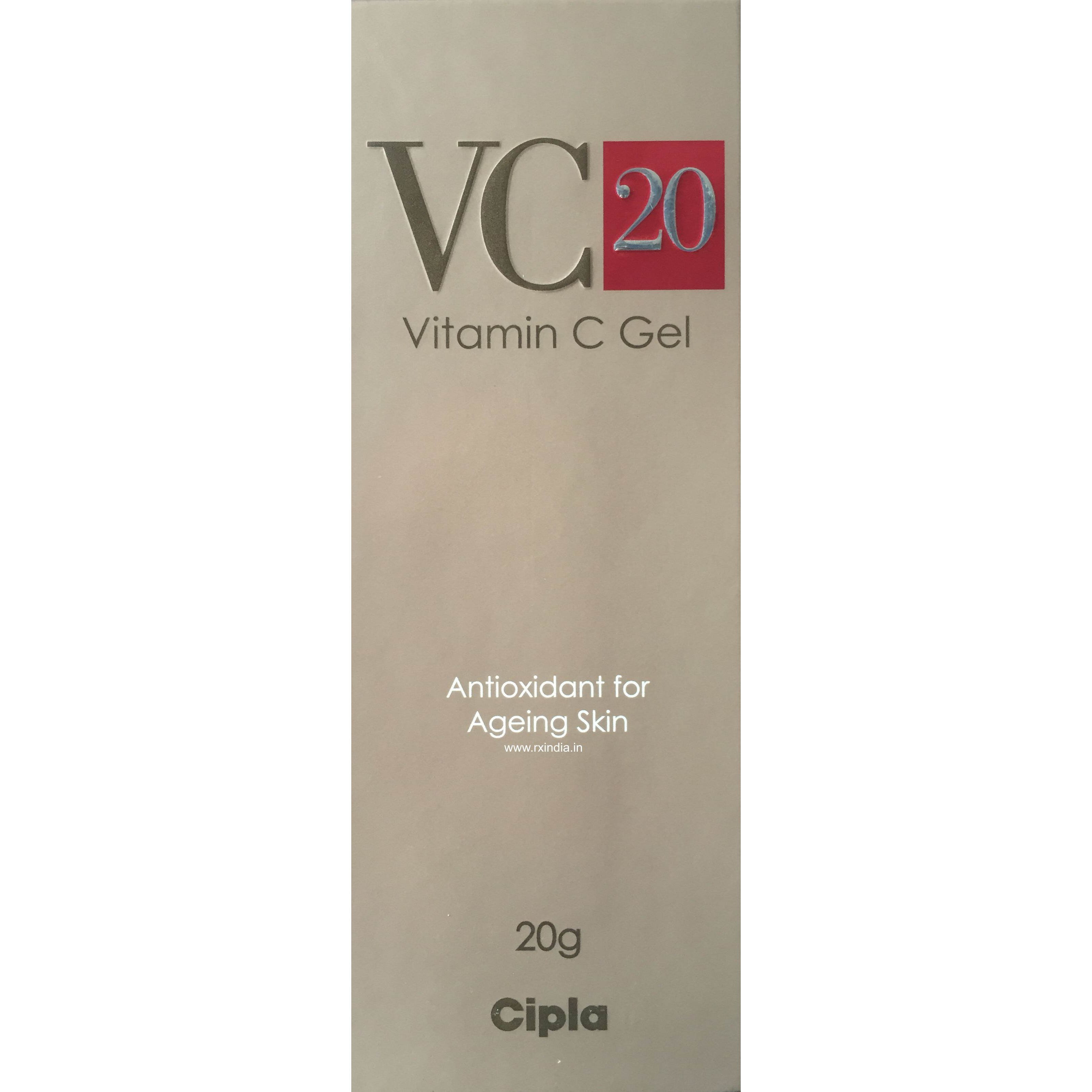 VC 20 Vitamin C Gel 20g