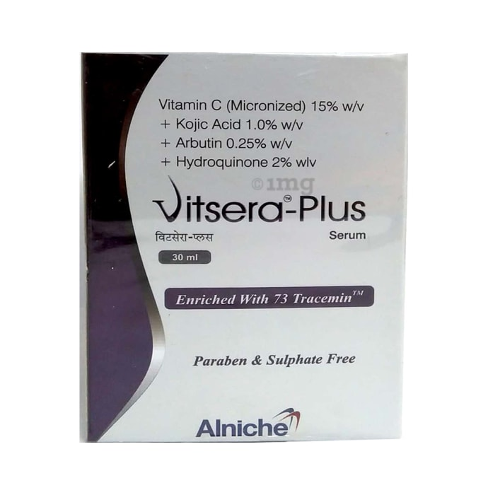 Vitsera -plus serum 30ml