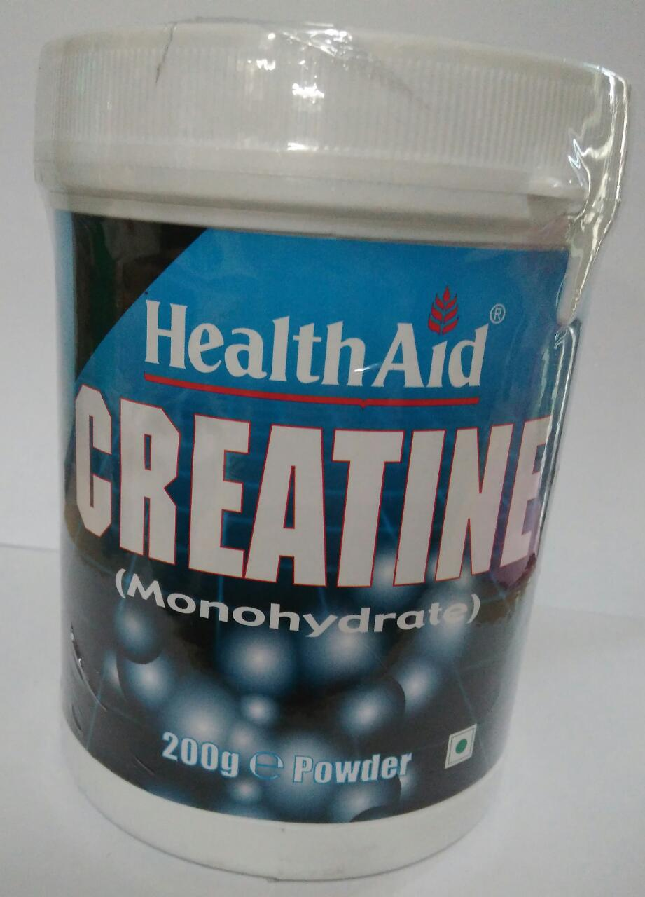 CREATINE Monohydrate 200g powder