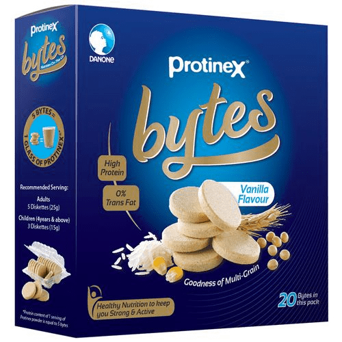 Protinex Bytes Vanilla 200gm pack of 2
