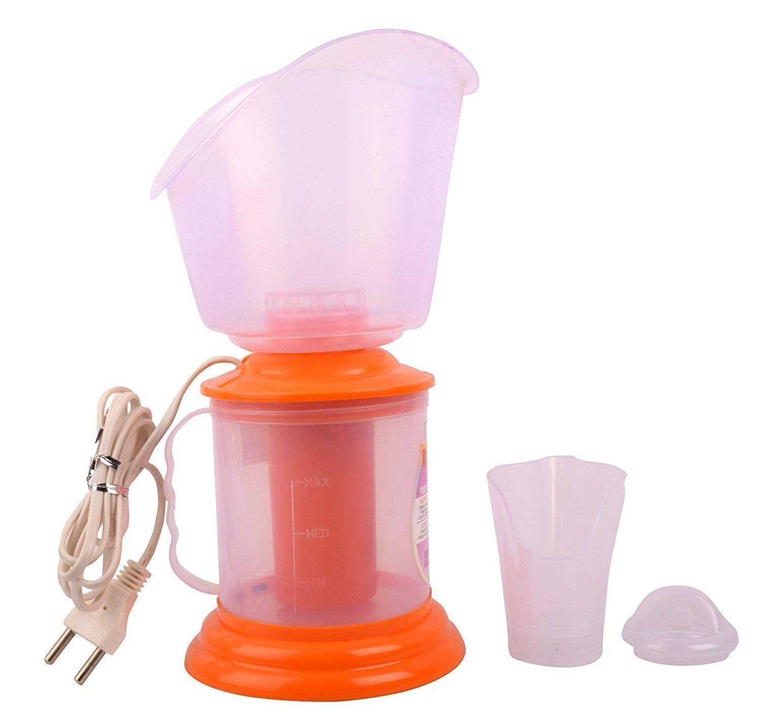DOUBLE BODY HEALTHY STEAMER MOST NATURAL WAY FOR BEAUTIFUL & HEALTHY LIVING