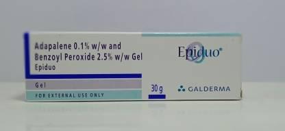 Epiduo Gel 30gm