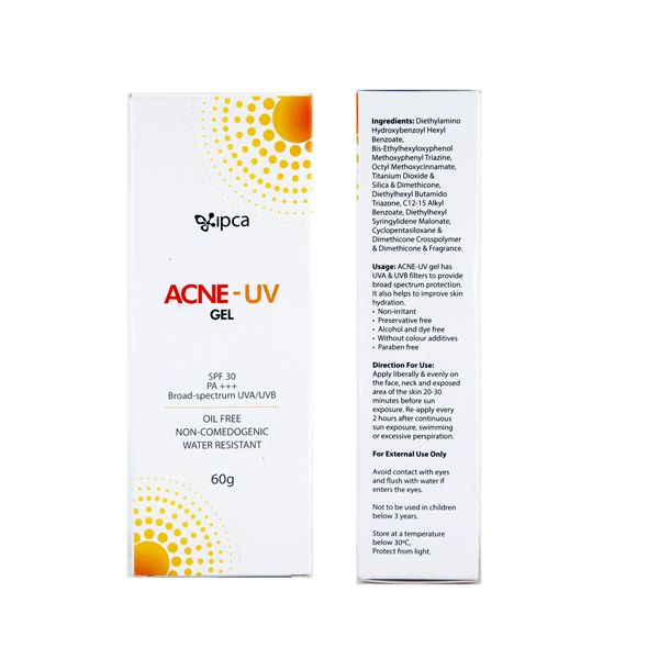 ACNE UV GEL