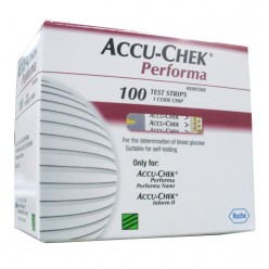 Accu Check Performa Test Strips 100