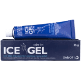 Ice Gel 25 g Pack of 4