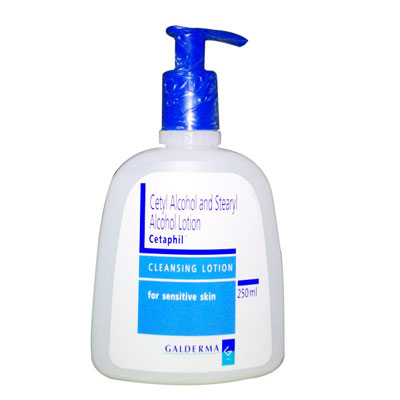 Cetaphil Sensitive skin cleansing lotion 250ml