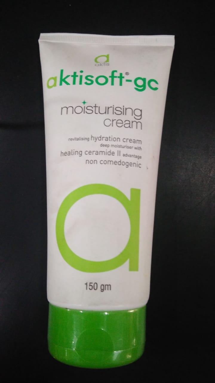 Aktisoft GC moisturising Cream 150 g pack