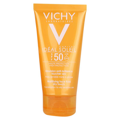 Vichy Capital Soleil Dry Touch Sp...