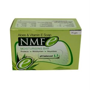 NMF e MOISTURISING bar pack of 2