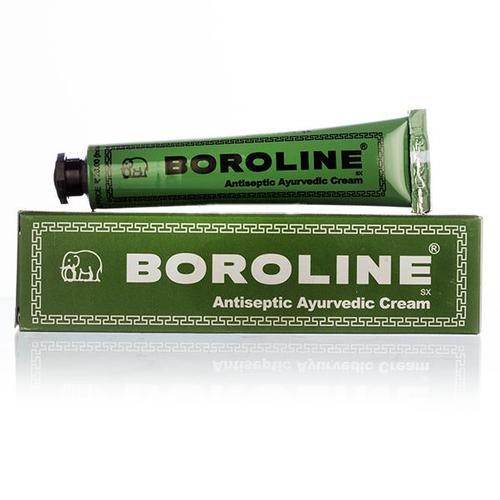 Boroline Cream Pack Size 20gm And 40gm  For Rough Skin pack of 3