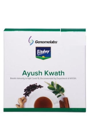 Fitday Ayush Kwath 60g Pack Of 5