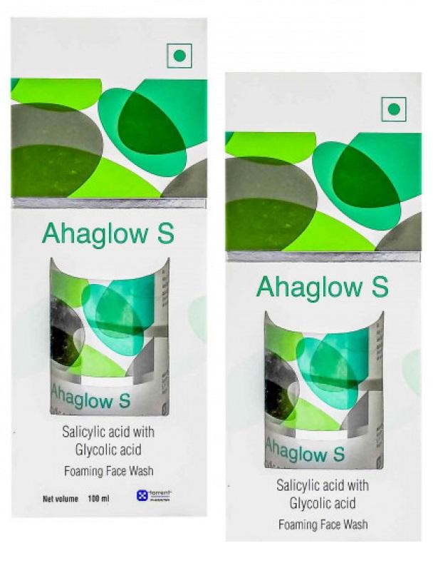 Ahaglow S 60ML PACK OF 2