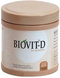 BIOVIT D MULTIVITAMIN AND PROTEIN SUPPLEMENT FOR DIABETICS 200 gm CHOCOLATE