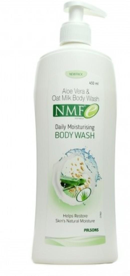 NMF E DAILY MOISTURISING BODY WASH 450 ML