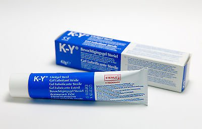 KY Lubricating Jelly 82g Pack of 4