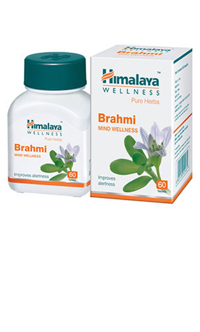 Himalaya Brahmi pack of 2