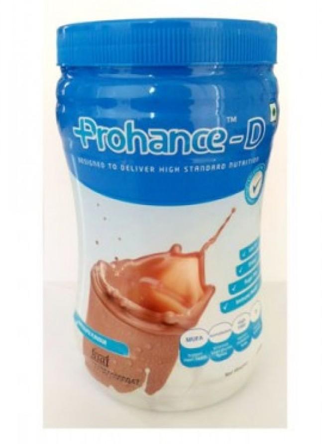 Prohance D chocolate flavour 400g