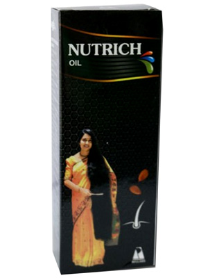 NUTRICH OIL 60 ML Pack of 3