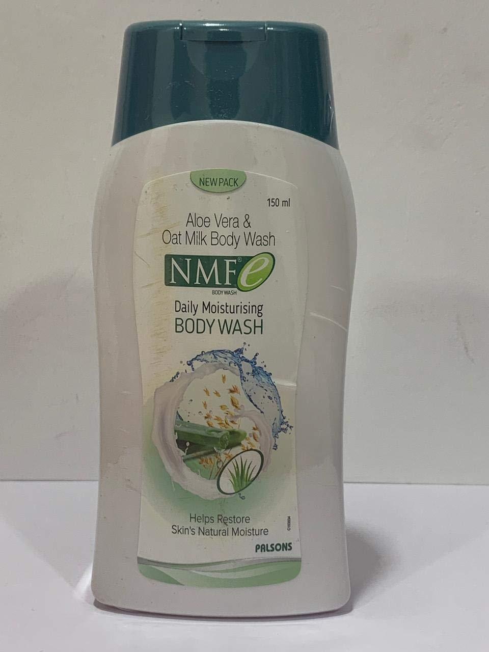 Nmf e daily moisturising   Body wash 150ml