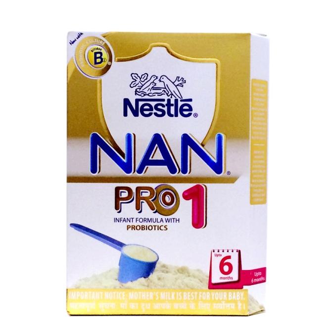 NAN PRO 1 upto 6 months