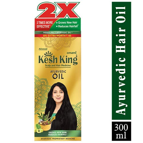 Kesh King Ayurvedic Medicinal Oil 300ml