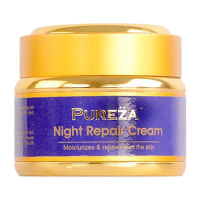 Pureza Night repair cream 50 Grams