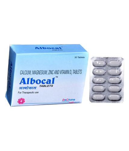 Albocal tablets