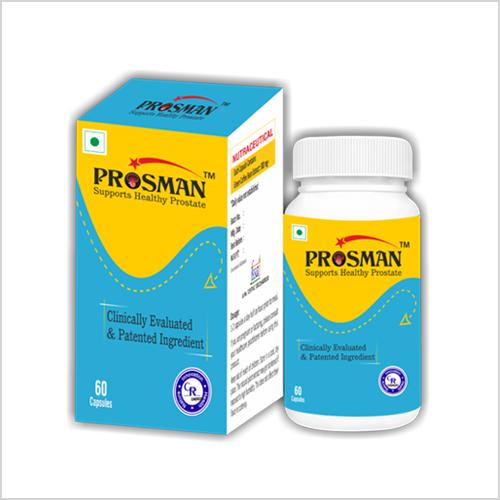 PROSMAN NUTRACEUTICAL 60CAPSULES