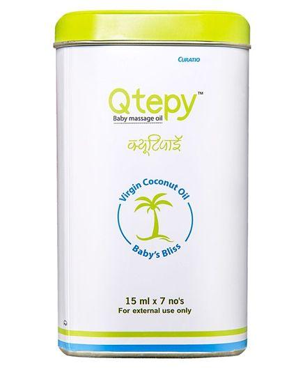 Qtepy oil