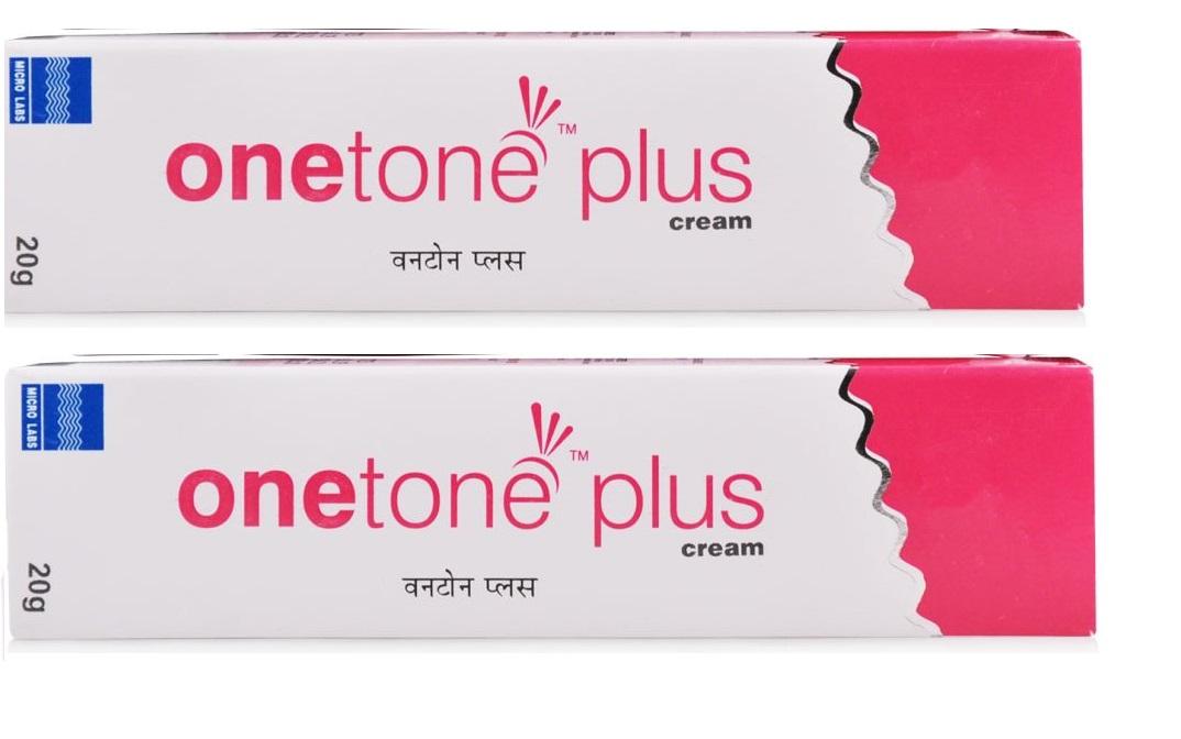 ONETONE PLUS 20g (Pack of 2)