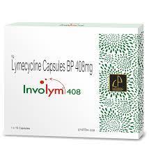 Involym 408 Capsule lymecycline capsules bp 408 mg