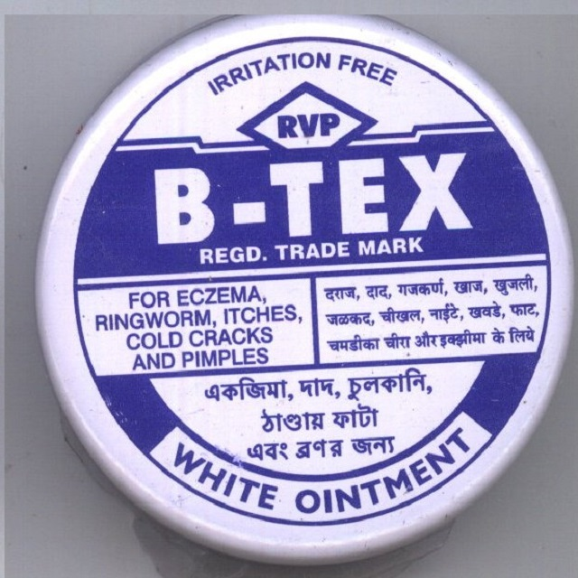 B TEX OINTMENT 14 GM  Pack Of 6