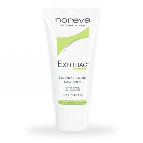 Exfoliac Facial Scrub 50ml