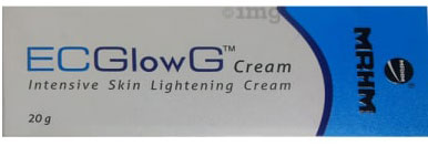 ECGlowG cream Intensive Skin Lightening Cream