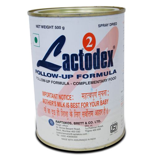 Lactodex 2 Follow Up Formula 500g