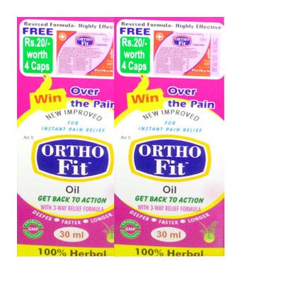 Ortho Fit Oil 80ml