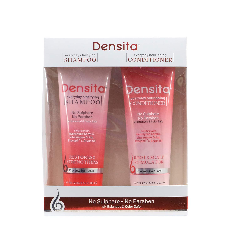 Densita Everyday clarifying shampoo and  everyday nourishing Conditioner