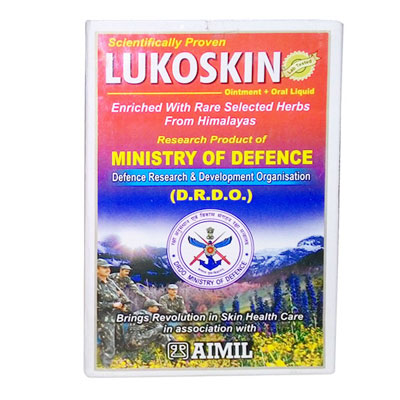 Lukoskin Kit ointment and Oral Liquid