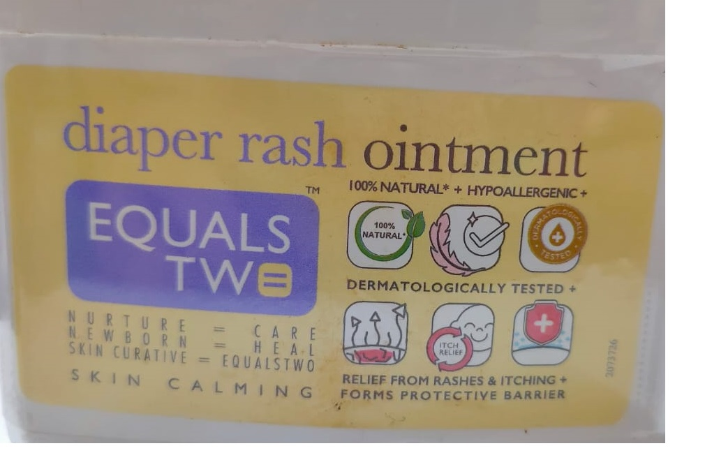 EQUALS TW Diaper Rash Ointment 200g