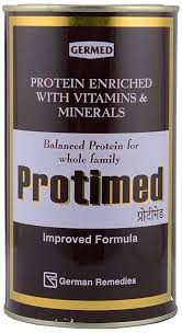 Protimed Chocolate Powder 200gm PACK OF 2