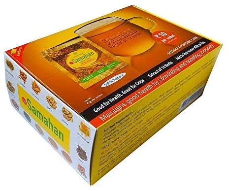 Samahan Powder Sachets pack of 100