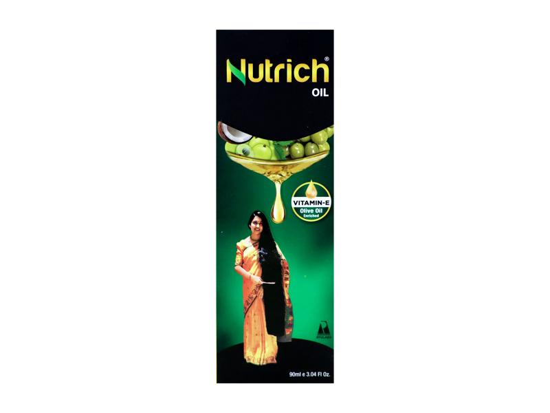 NUTRICH OIL 180 ml