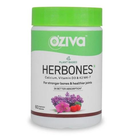 OZiva HerBones  60 Capsules