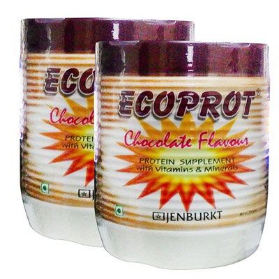 Ecoprot Chocolate Flavor 200 gm