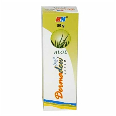 Dermadew Aloe Cream 50g Pack of 3s
