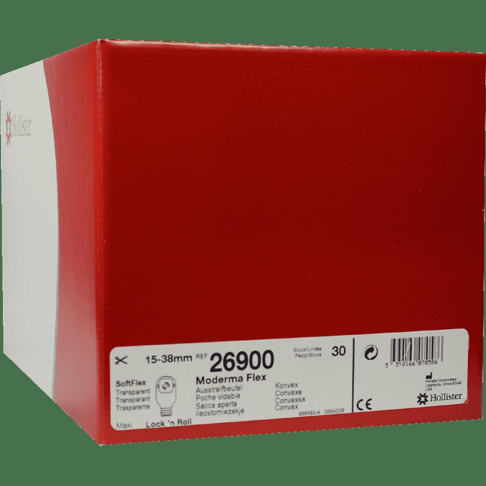 HOLLISTER Moderma Flex 15-38MM Pack Of 2