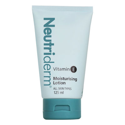 Neutriderm Vitamin E Moisturising Lotion 125ml PACK OF 2